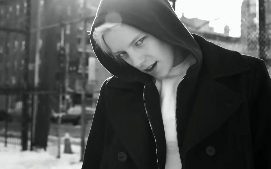 北京模特宺i�_瑞典模特【erika linder 】- i\'m just a tomboy