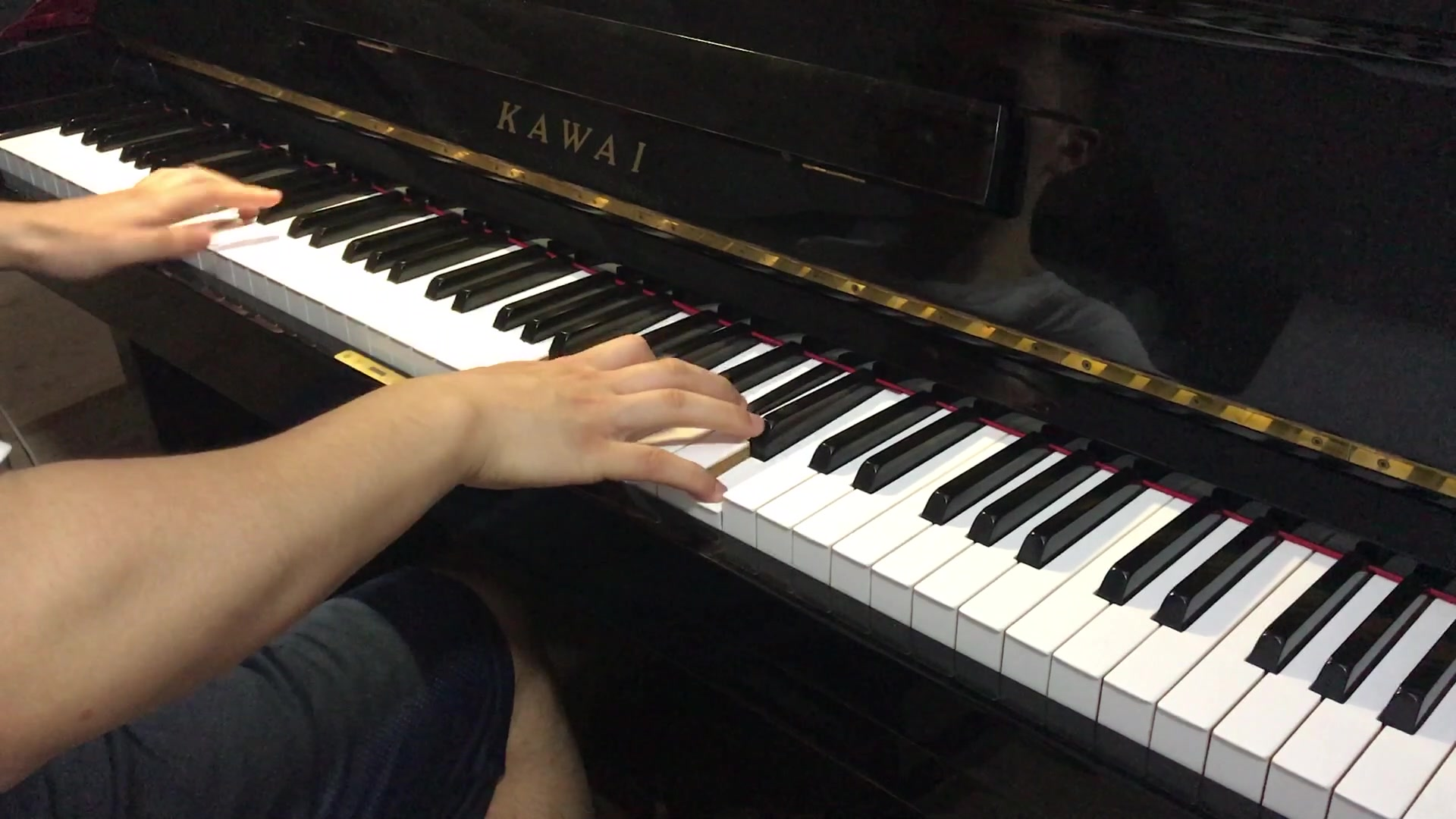 【钢琴】四月是你的谎言op 若能绽放光芒 (练习阶段)图片