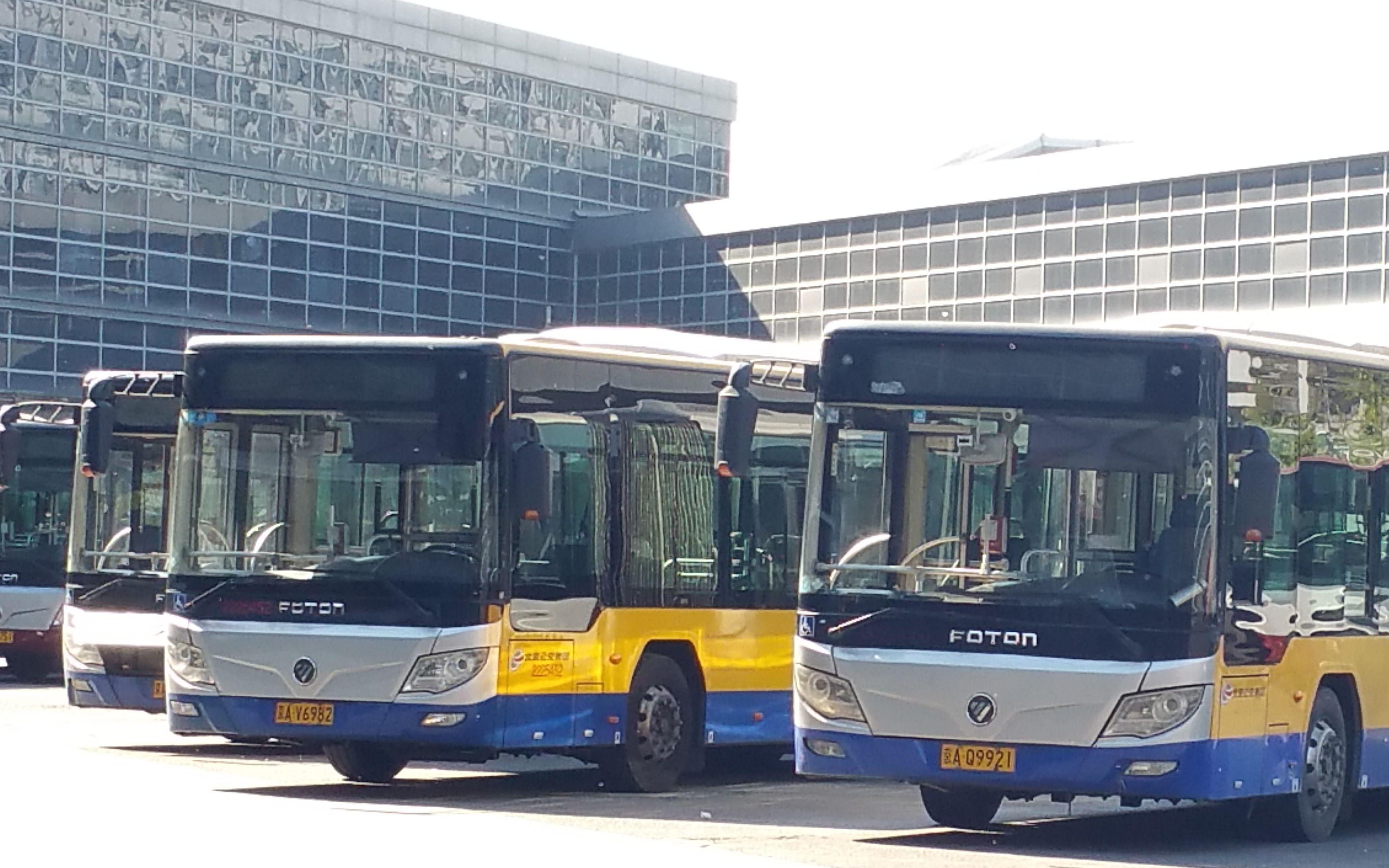 【112路制作】第1部 北京公交397路换车纪念视频