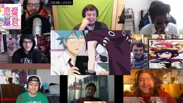 Renai Boukun Episode 1 LIVE Reaction