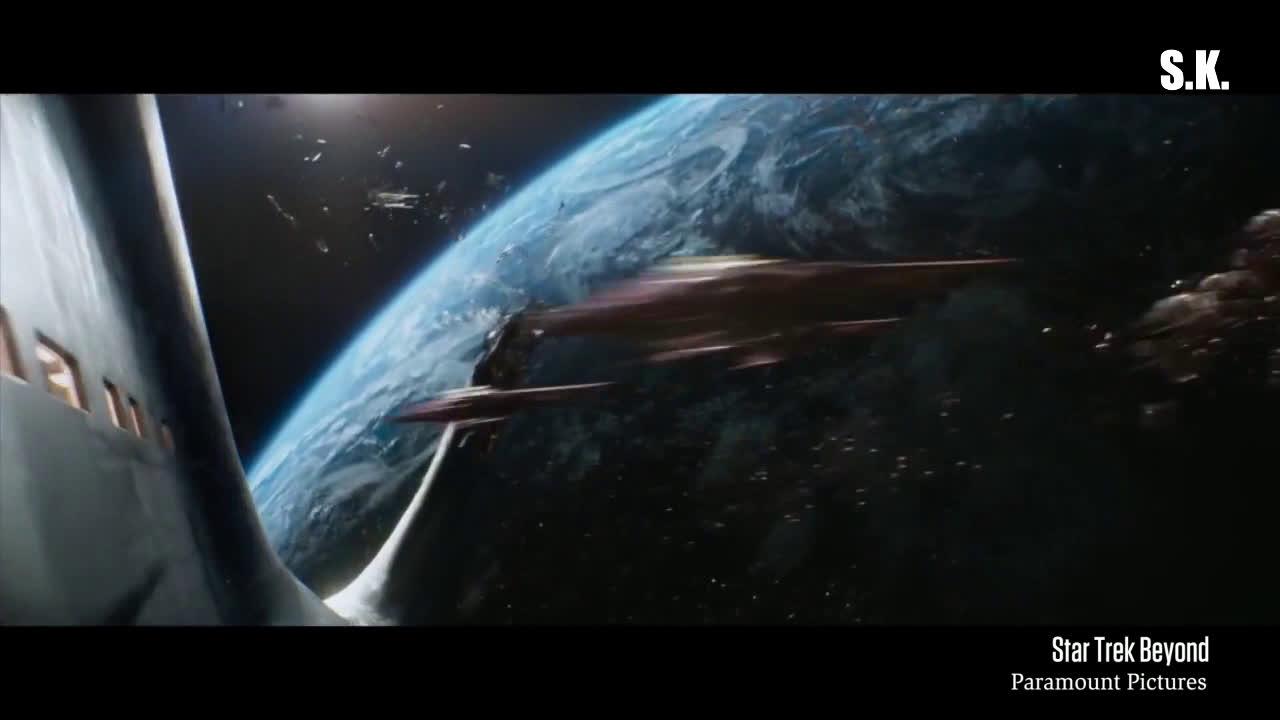 【双字】星际迷航超越星辰采访:派派zq会去霍格沃兹哪个学院