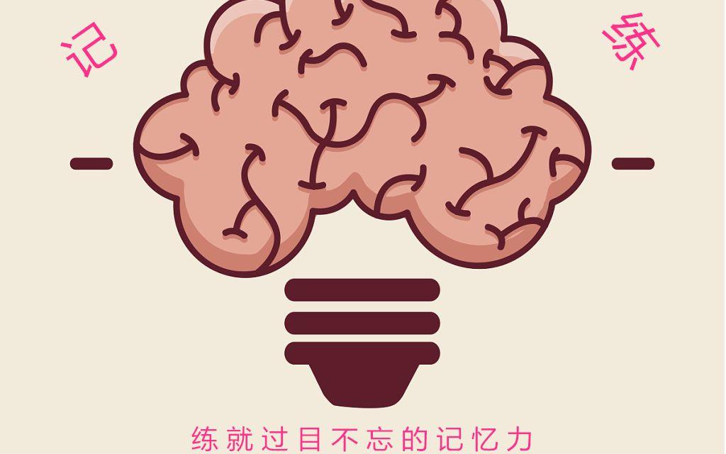 【记忆训练】练就过目不忘的记忆力