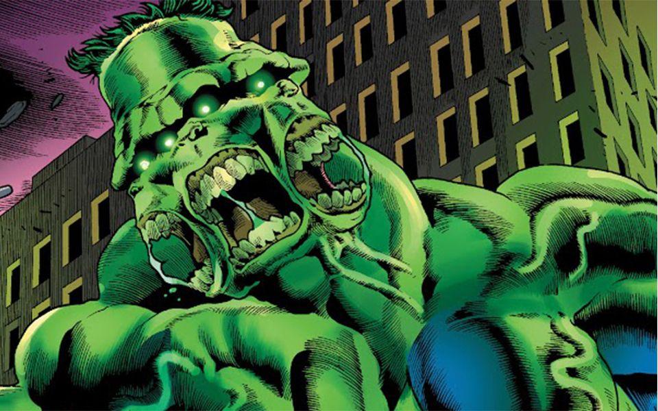 史上最强浩克,「绿殇大帝」王者归来!浩克将自己撕成碎片