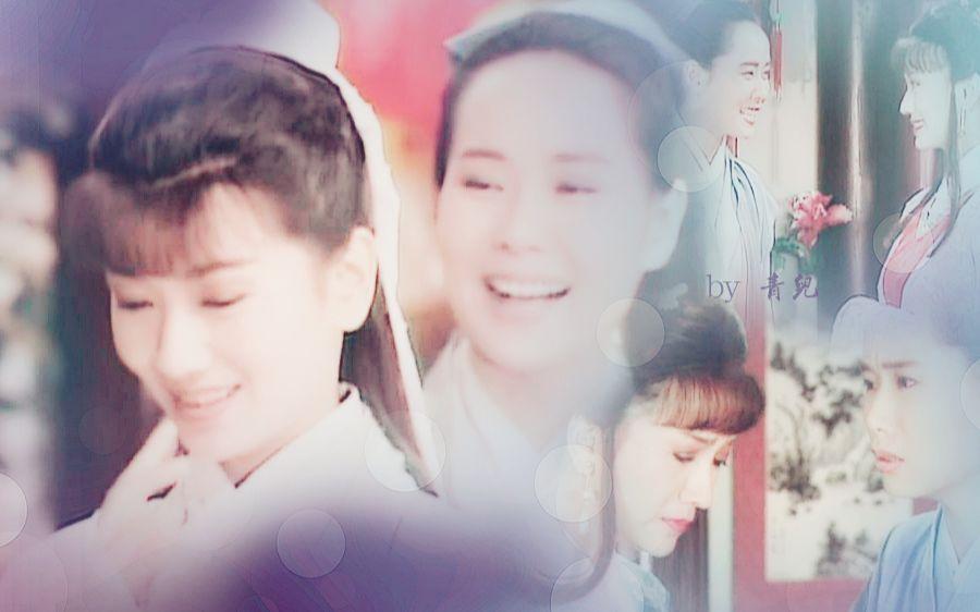 【新白娘子传奇】许仕林x胡媚娘--白月光图片