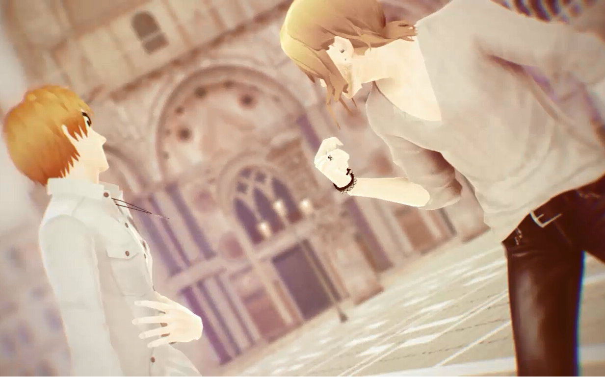 【APH/MMD】Dover组的Rather Be