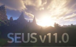 Minecraft SEUS v11.0 光影演示 & 评测