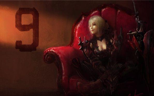 最终幻想15dlc-龙骑小姐姐boss战-普隆普特之章图片