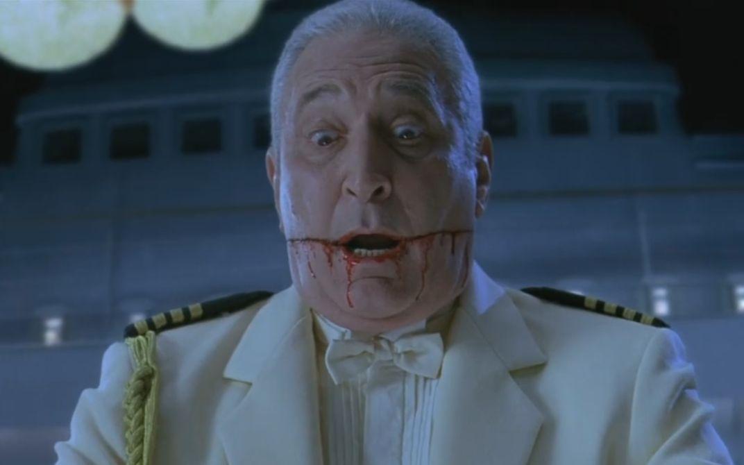 4分钟看完恐怖片《幽灵船》,对人性的贪婪深刻抨击