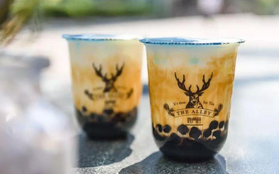 【深圳美食】喝这杯奶茶,差点就排两个小时了