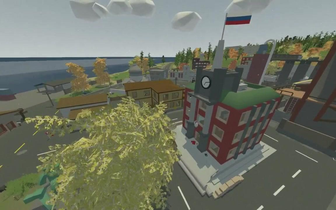 unturned 创意工坊地图介绍 dayz独立版地图还原 youtube 720p图片