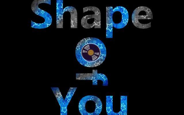 【翻唱】【娜小格】黄老板滴《shape of you》