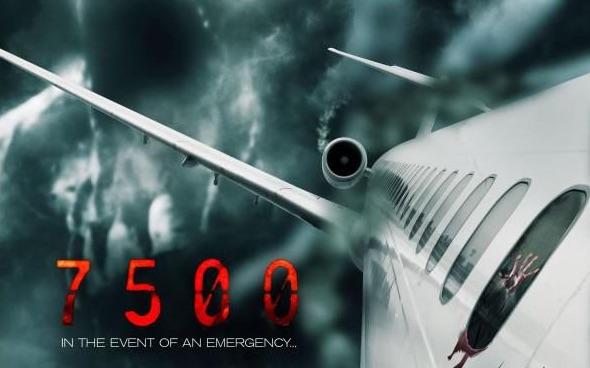 俗哥说电影,美国恐怖片《7500鬼航班》