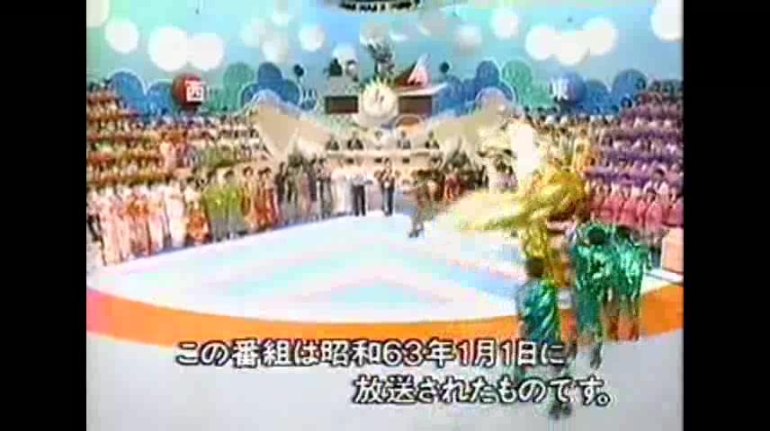 1988年【昭和63年】 '88 新春スターかくし芸大会 -25周年-