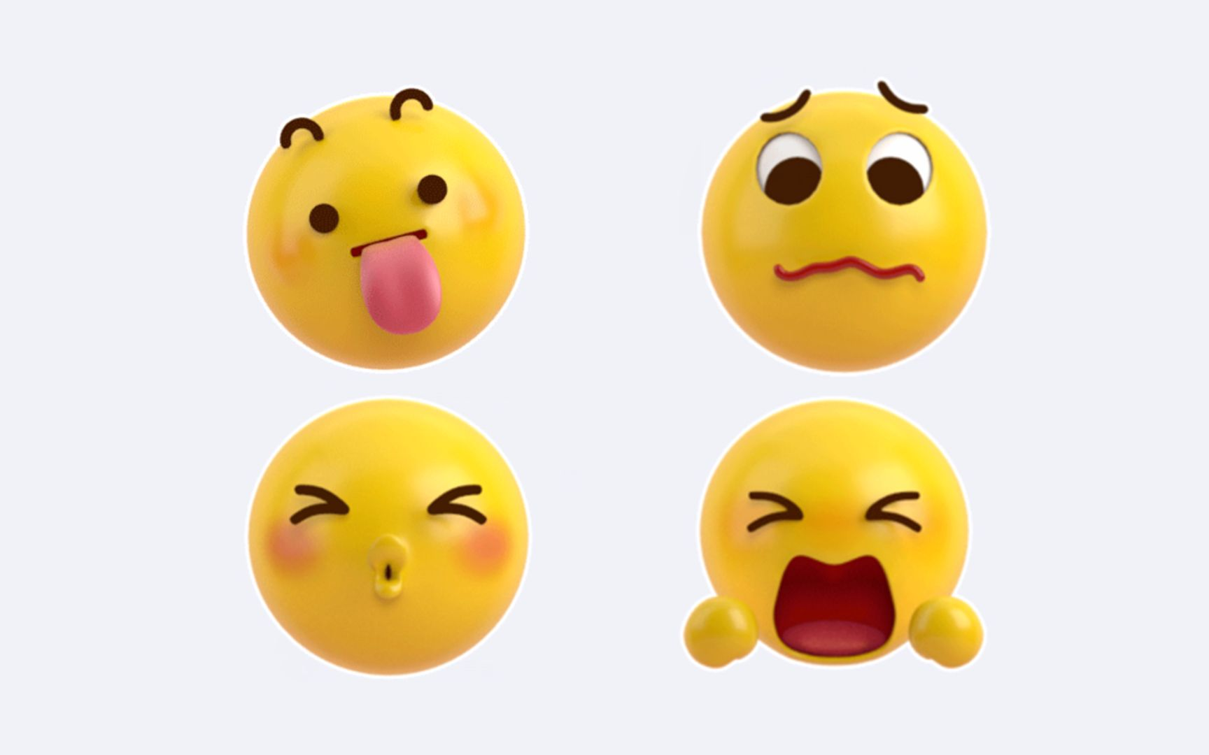 用或其他应用扫描二维码 点赞 微信qq最新3d动态表情包,还不知道就out图片