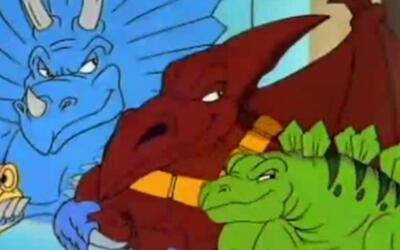 你从未看过的【星际恐龙】图片