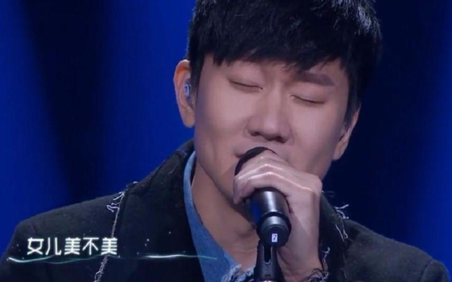 V下载】梦想的声音 一听说要唱《女儿情》,林俊杰竟然_音悦Tai-