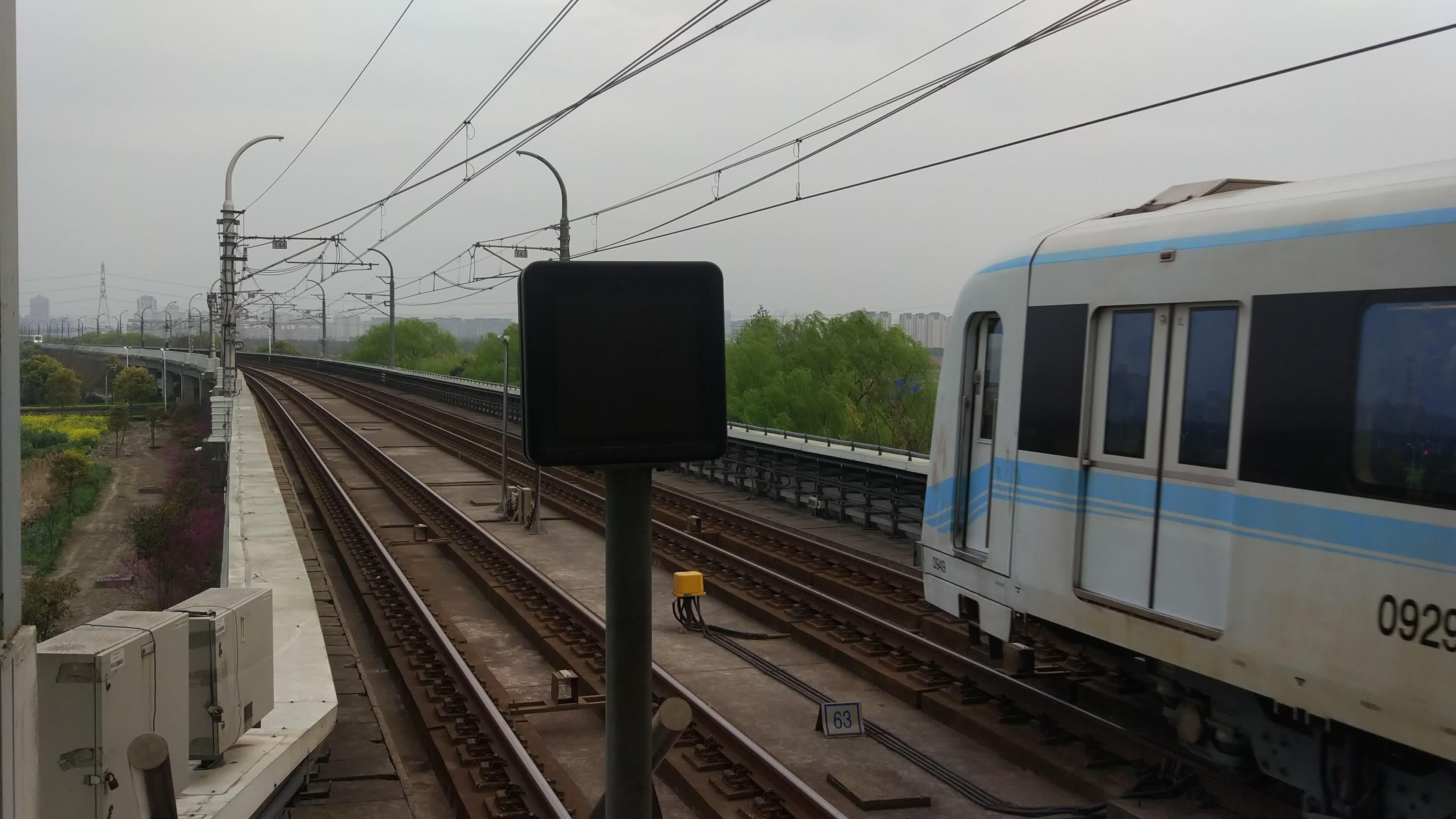 松江南站轨道区-松江南站