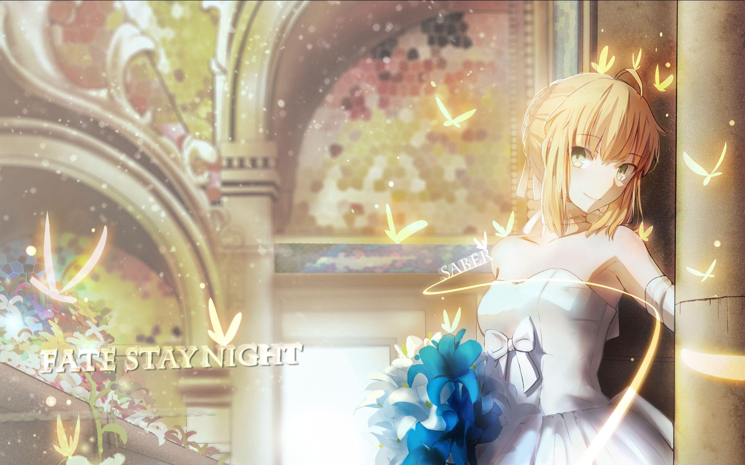型月世界_fate/stay night[fate]-第1话 前夜