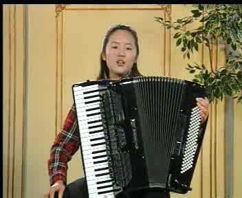 手风琴入门自学教程