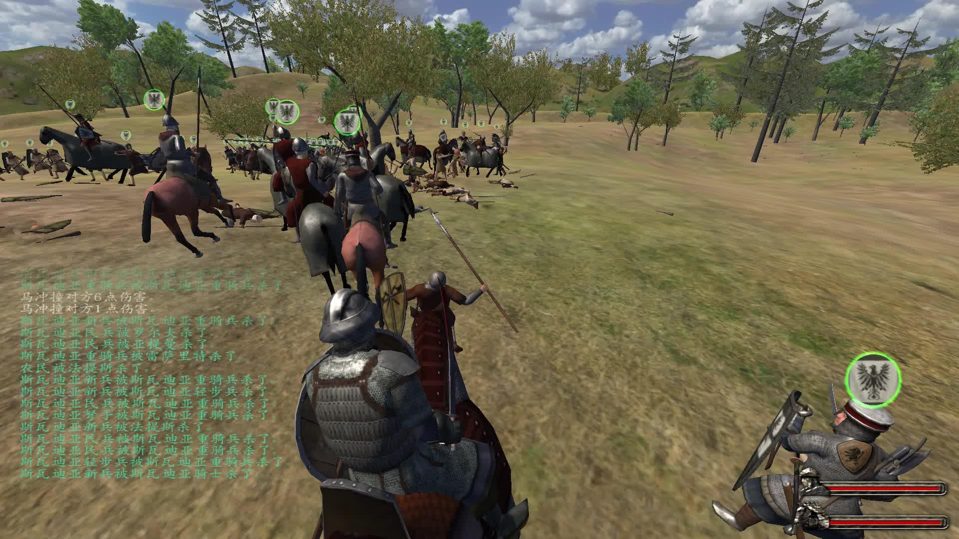 骑马与砍杀战团149难度男性实况解说 第二十一期