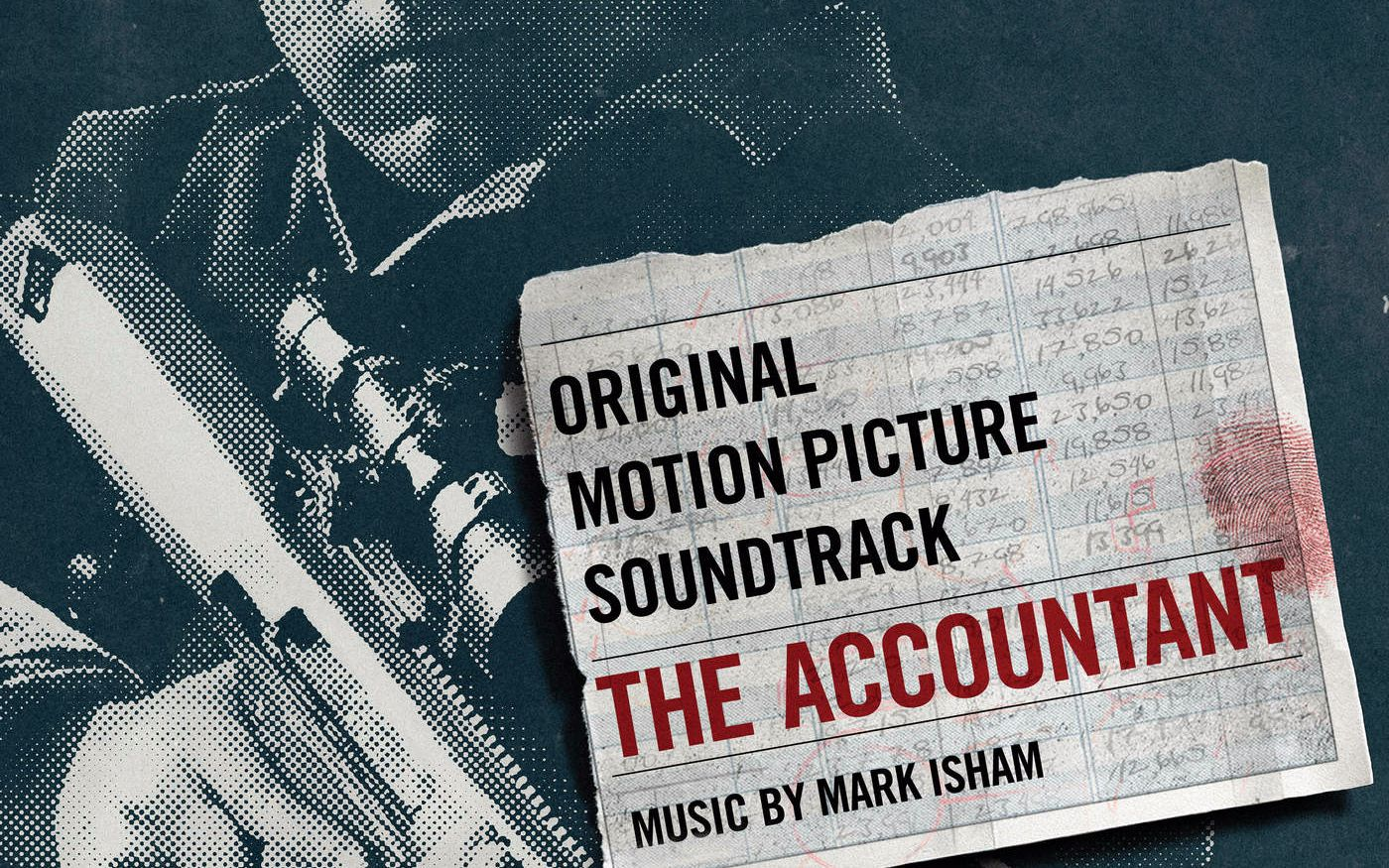 会计刺客 OST Mark Isham - The Accountant(6)