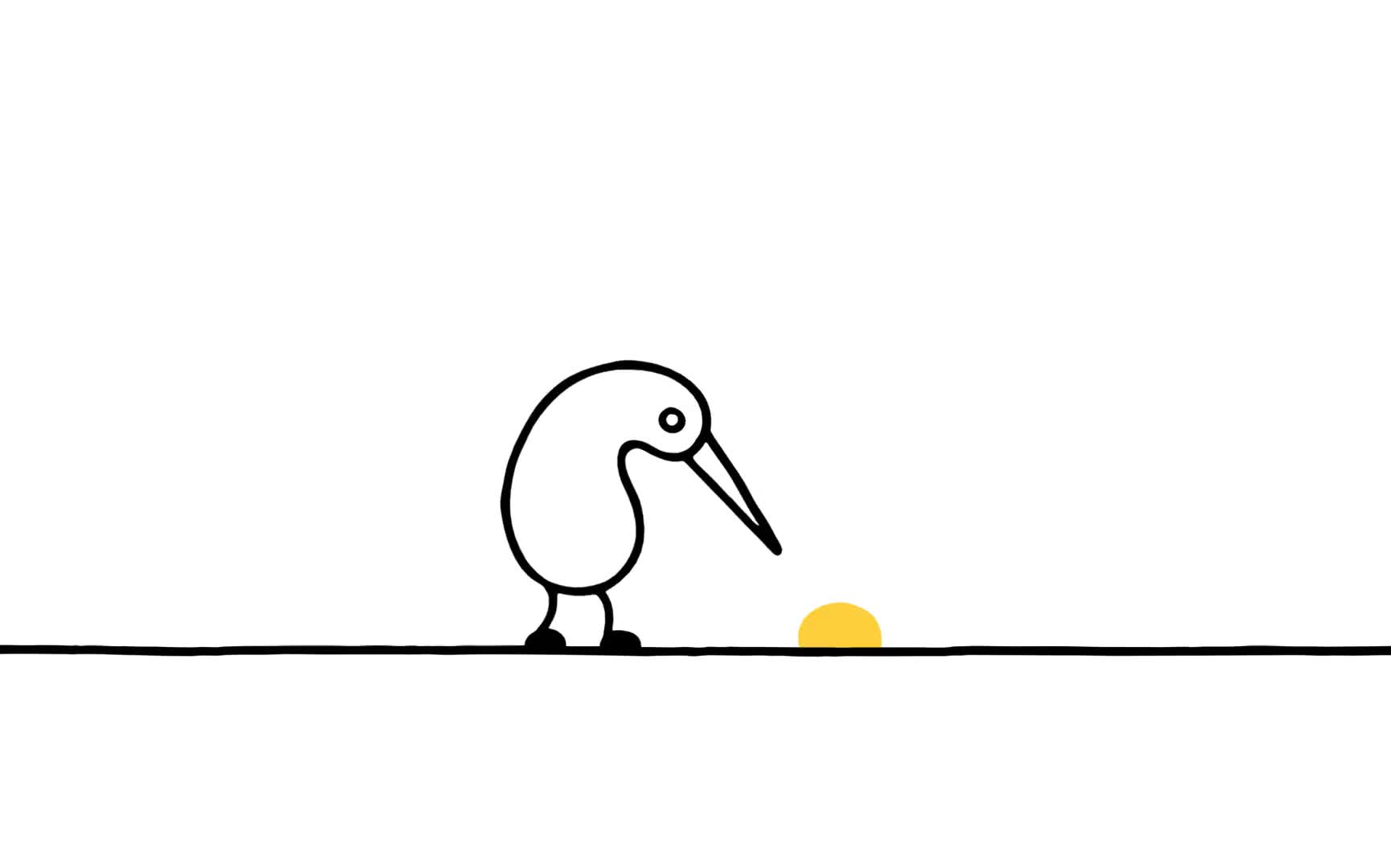 """【动画短片】不断变""""黄""""的鸭子"""