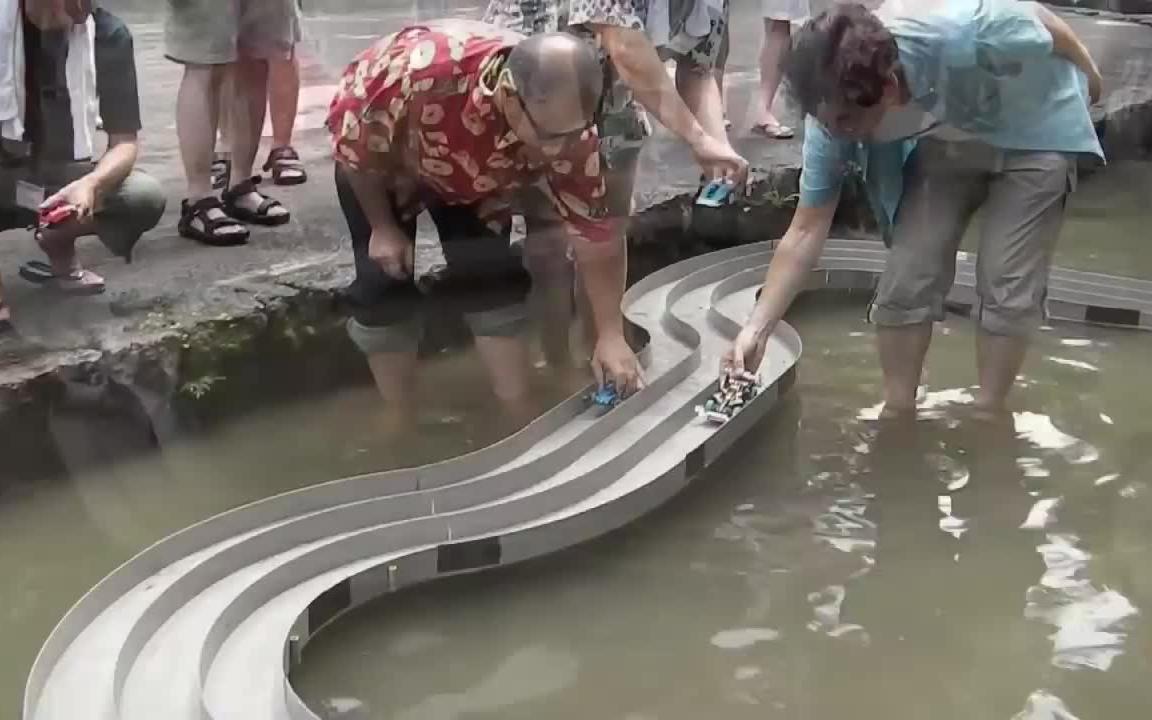 四驱兄弟水下赛道