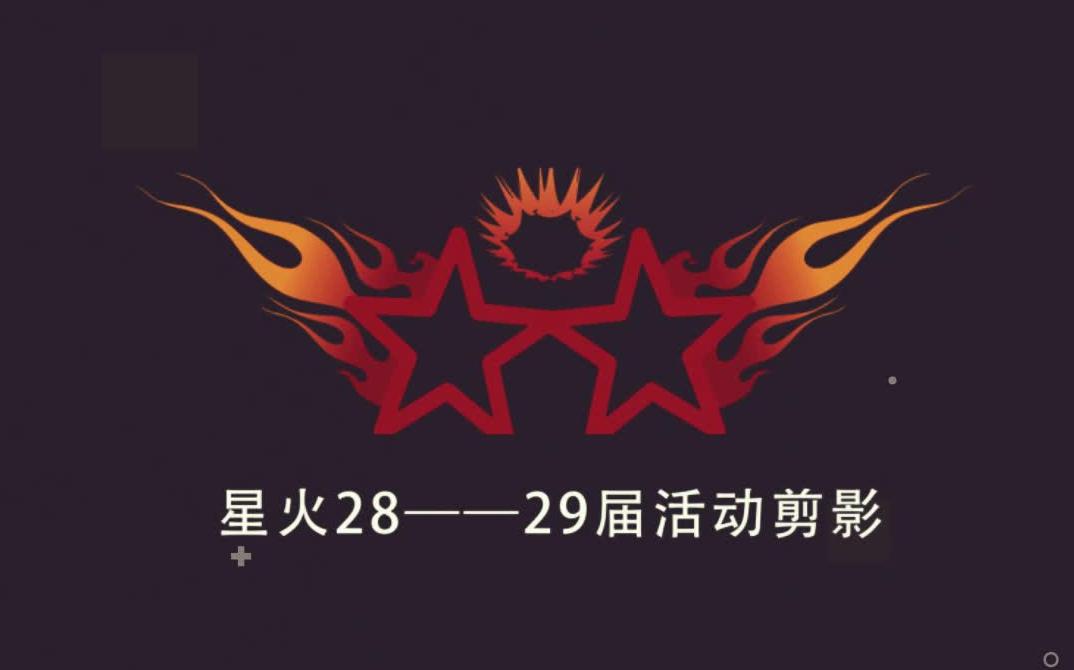 【星火电子社】第28-29届活动剪影(2019换届大会宣传视频)