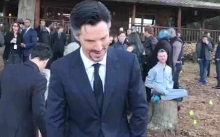 《复联4》钢铁侠葬礼幕后,其实他们都以为在参加婚礼
