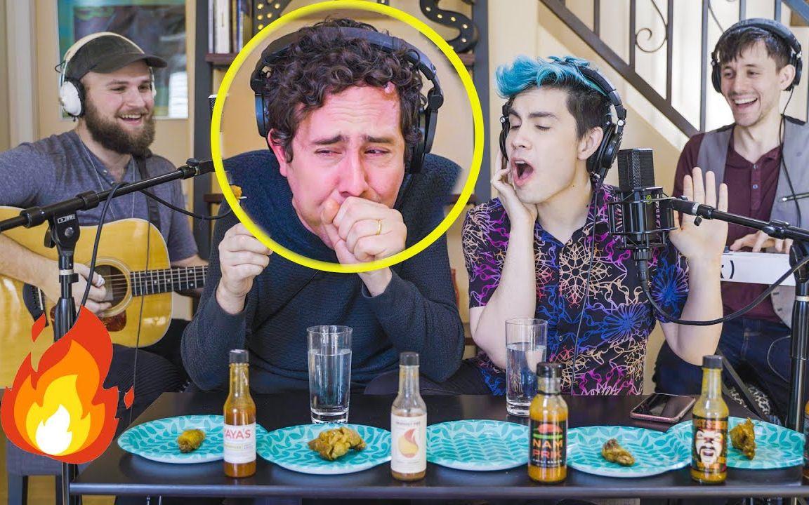 Singing Love Songs While Eating Spicy Wings(�����,��������)