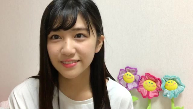 SHOWROOM STU48 - 磯貝 花音 2017年08月19日20時13分41秒