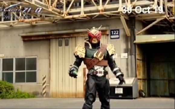 假面骑士ZI-O剧场版 BLADE帝王形态 VS Barlckxs