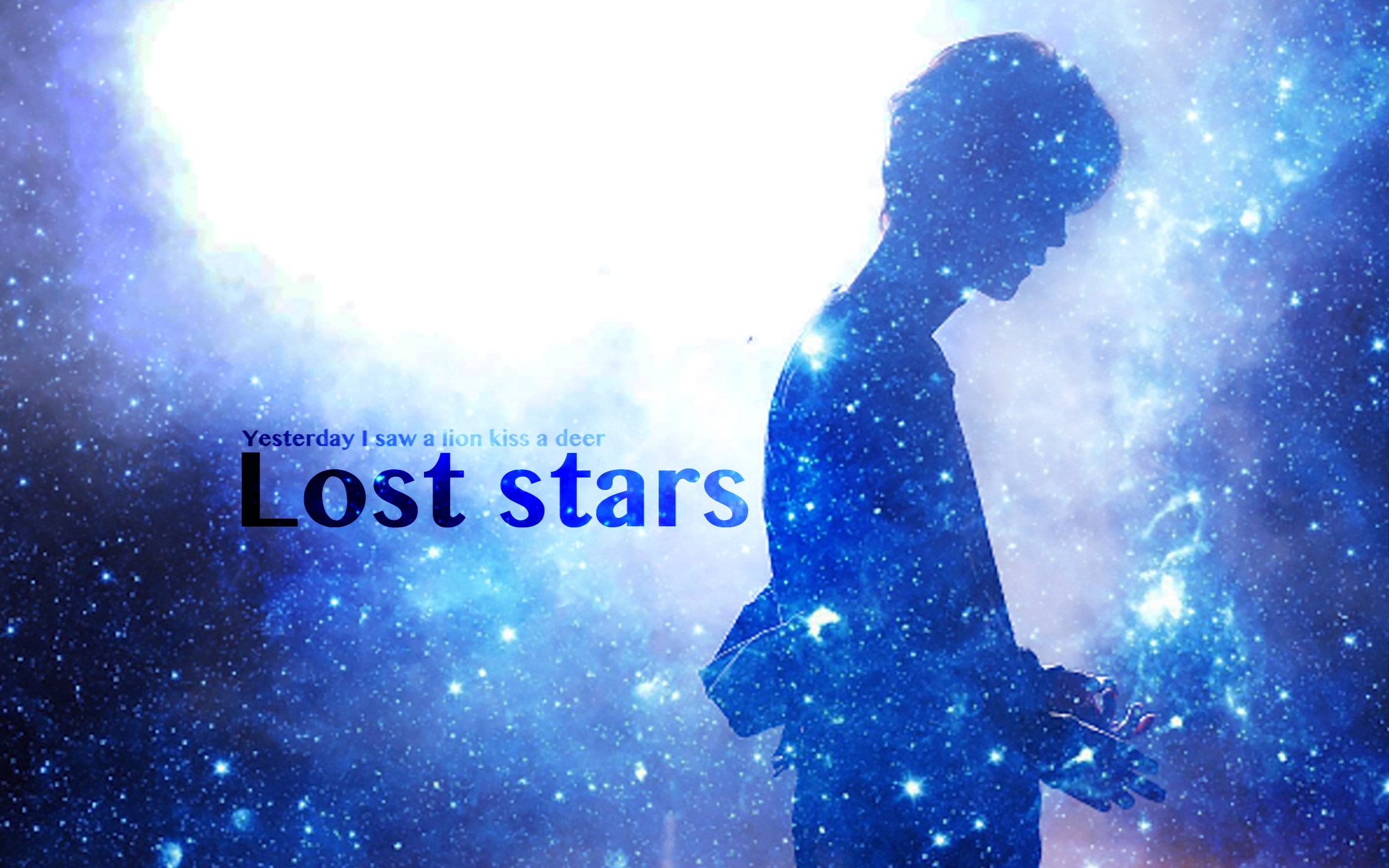 【鹿晗】 2016广州演唱会《lost stars》高音质 星空静享版图片