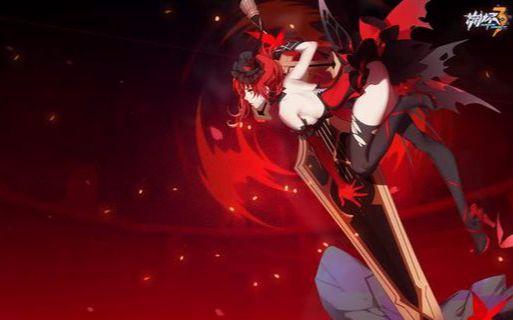 崩坏3裸体皮肤_【崩坏3rd】噩梦姬子幻境ff-05——什么是血色?我只知道战场疾风