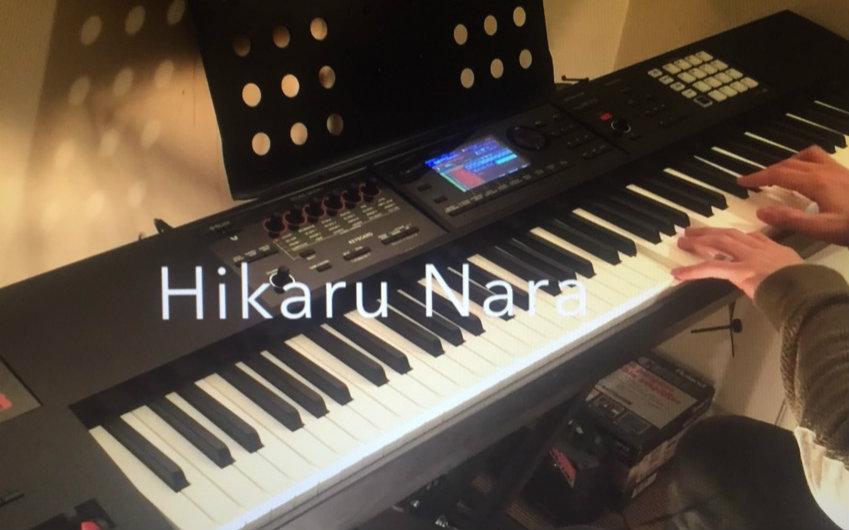 【钢琴】《四月是你的谎言》op1 【hikaru nara】[animenz]图片