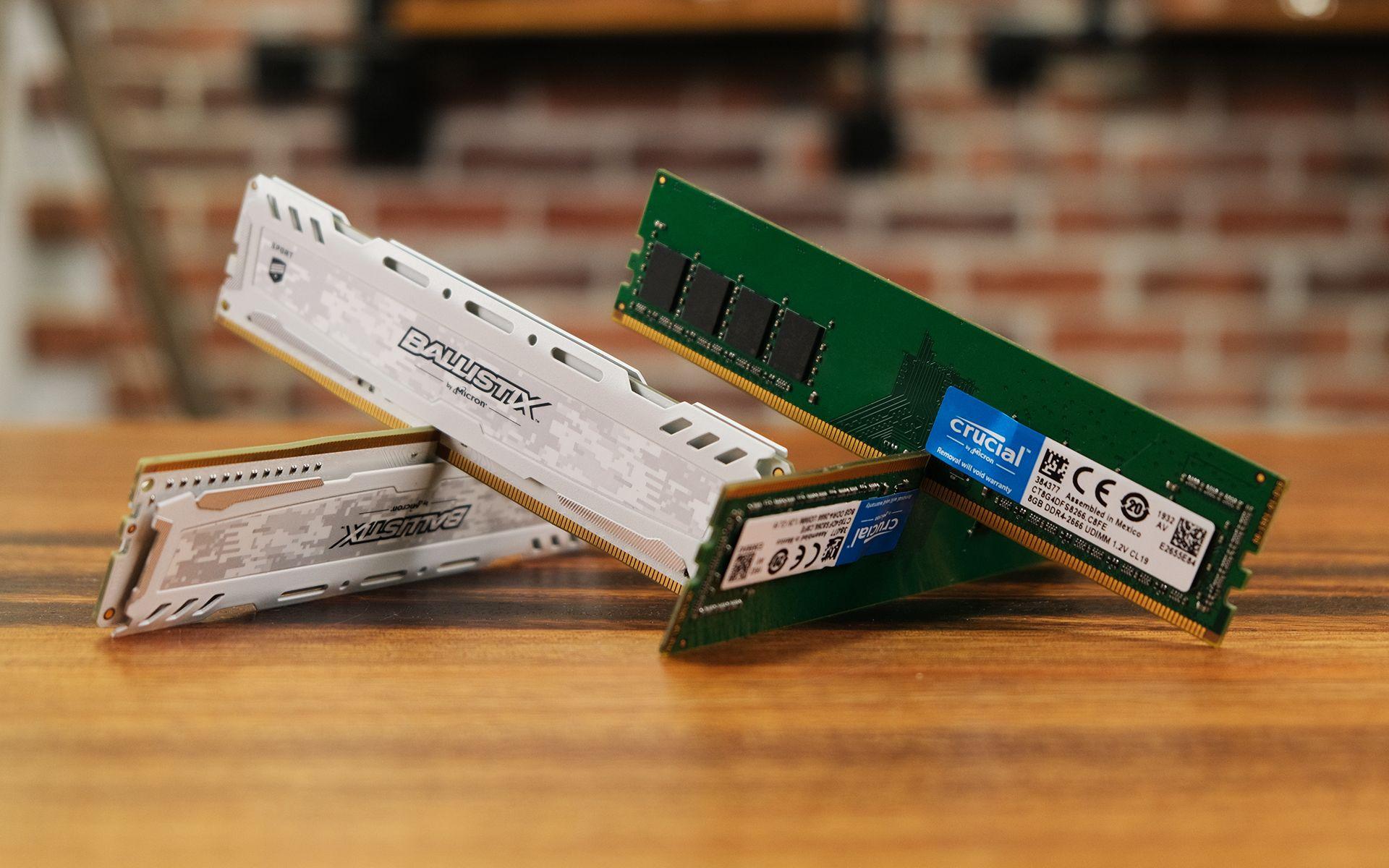 【翼王】4000+频率的内存只要200多块?美光C9BJZ颗粒内存上手测试