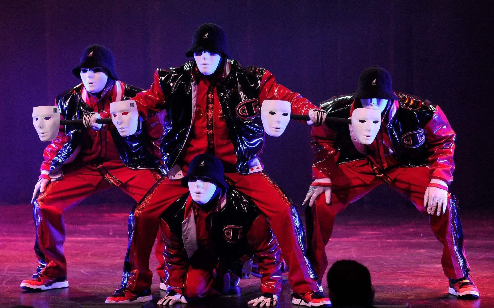 求北京ck舞团popin教学的所有音乐连结