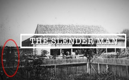 【TOP5s】档案系列——面条人 Slender Man