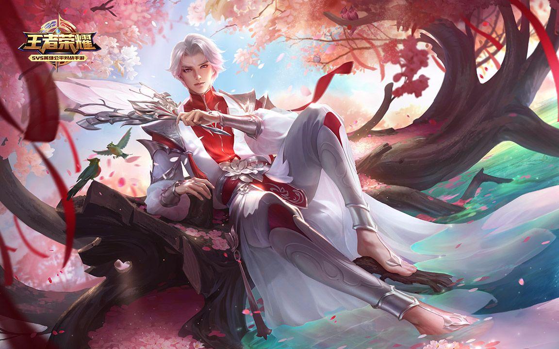 【长生】王者荣耀:诸葛出了新皮肤桃花君后恐有调整?