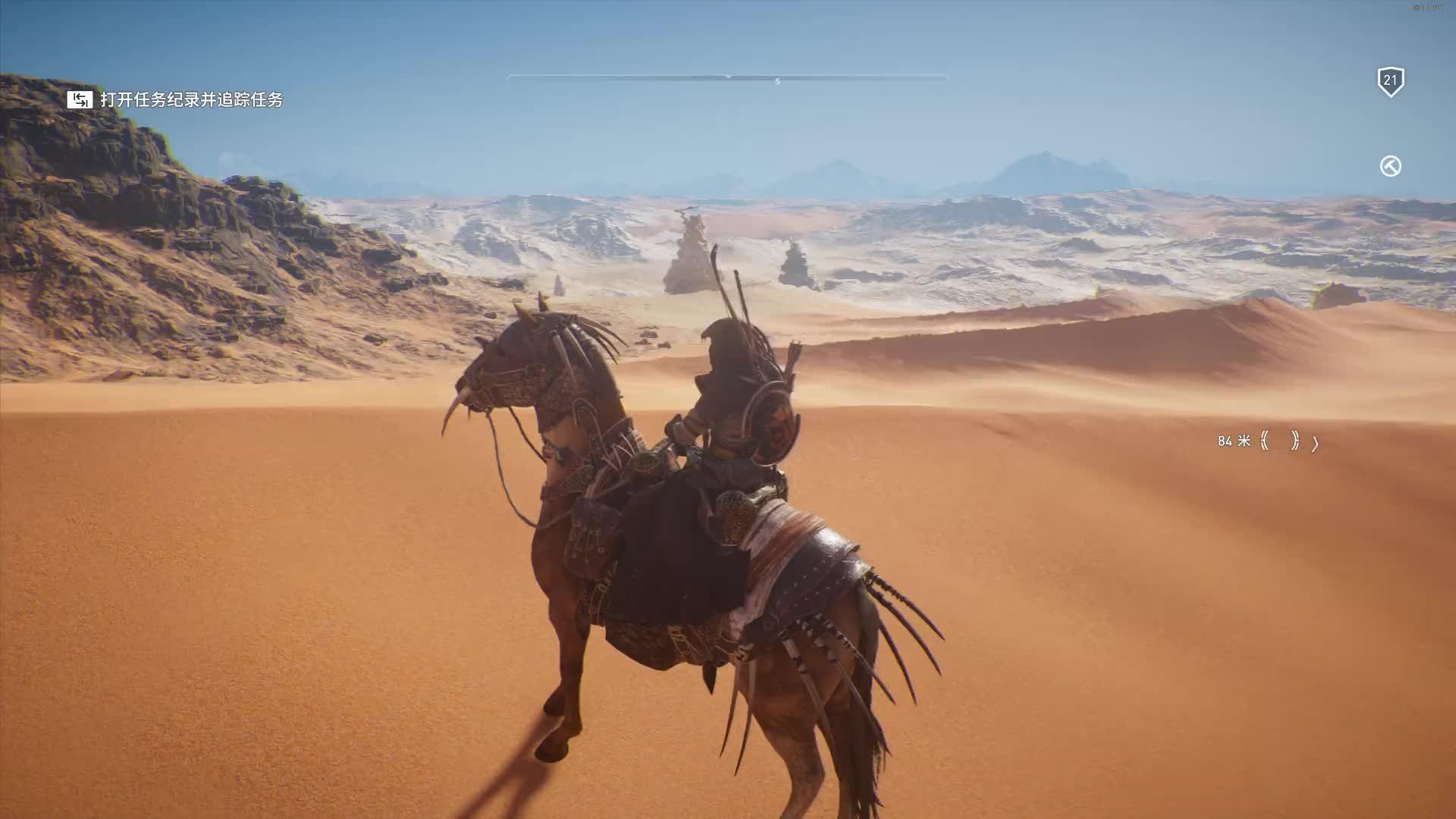 骆驼沙漠里的海市蜃楼-骆驼图片