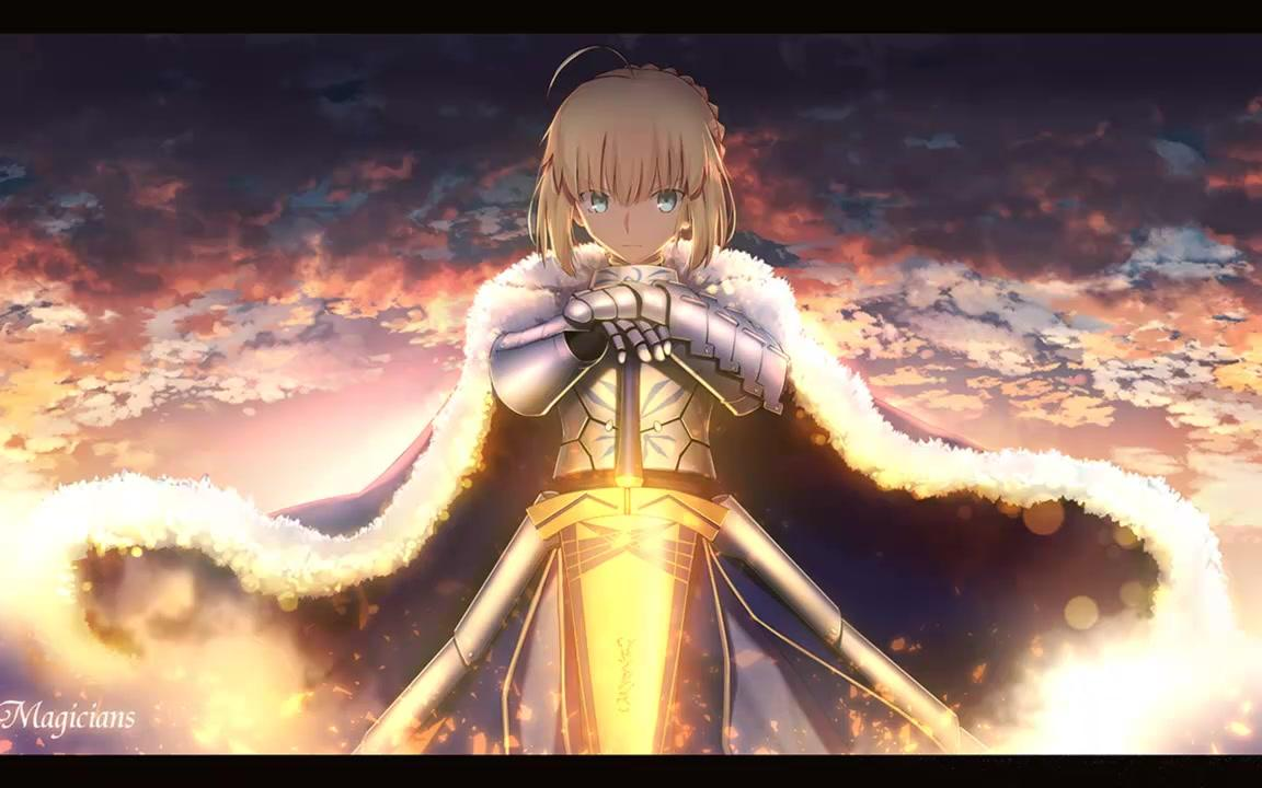 王�:f�_点赞 作品类型: 翻奏曲 原曲: 骑士王の夸り  原曲出处: fate/stay ni