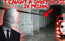 我回到闹鬼的废弃监狱,在照相机上发现了鬼!13细胞!
