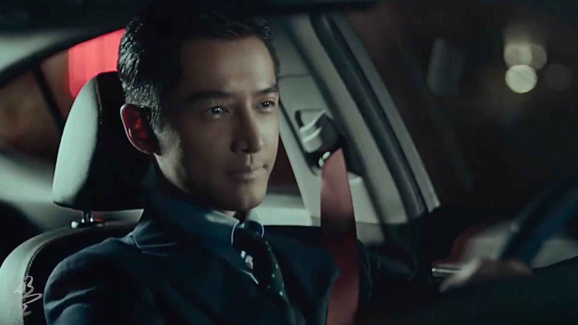 【胡歌霍建华】 时尚广告大片 现代大荧幕帅炸帅裂!图片