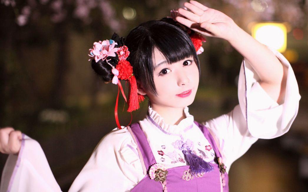 【足太ぺんた】桃源恋歌【在樱花树下】