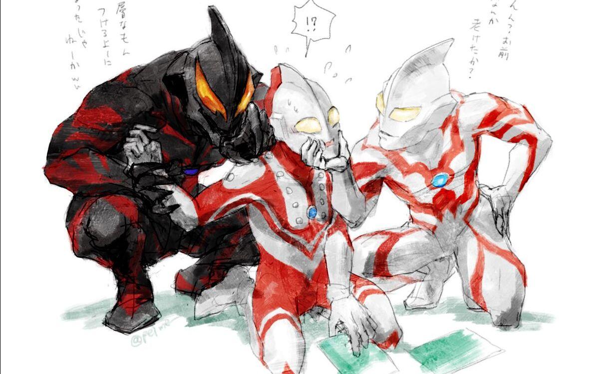 奥特曼中的怪兽之王_初代奥特曼也太弱了吧,打不过杰顿竟然要那位大人来救!