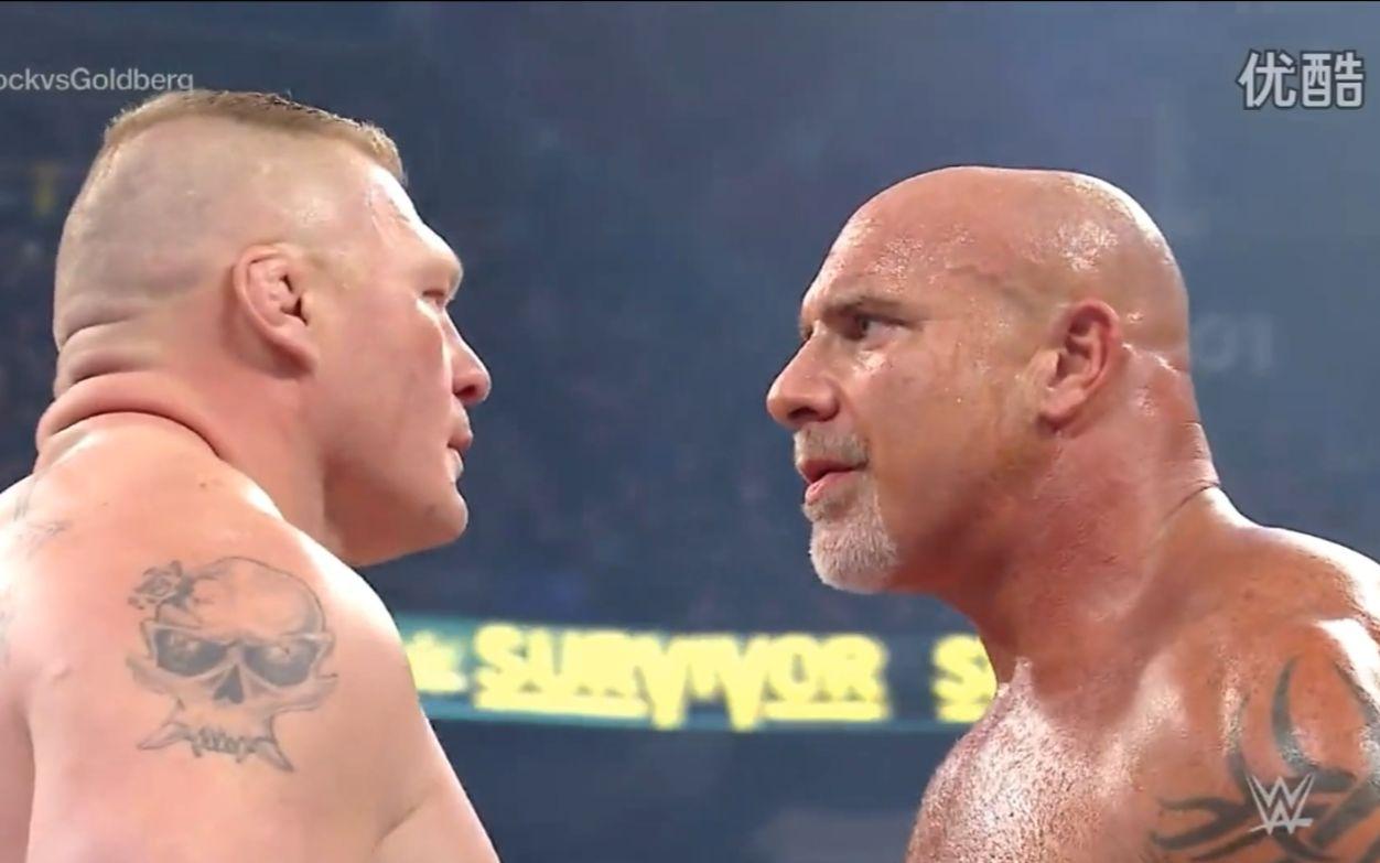 WWE解说 太阳 2016年世纪大战 高柏VS布洛克 -WWE解说 太阳 2016