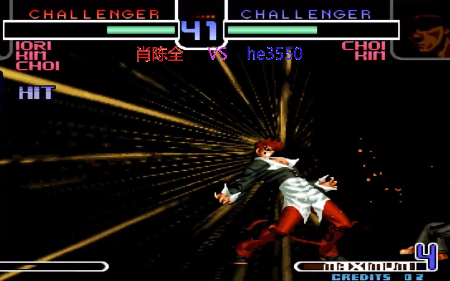 拳皇2002:这才是八神的最强玩法,当年的游戏厅都白玩了