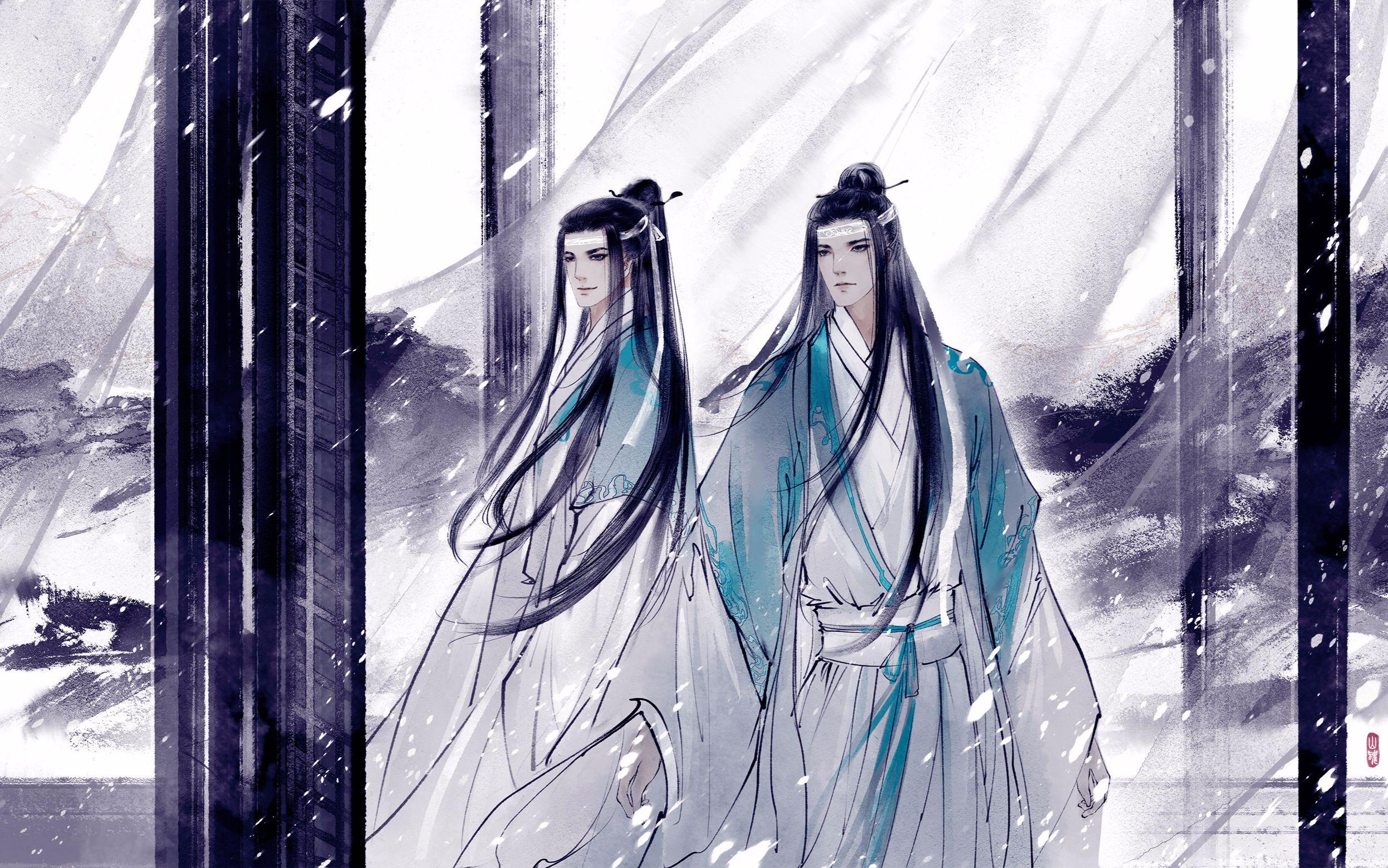 《魔道祖师》云深不归鸿———记姑苏双璧原创歌曲图片