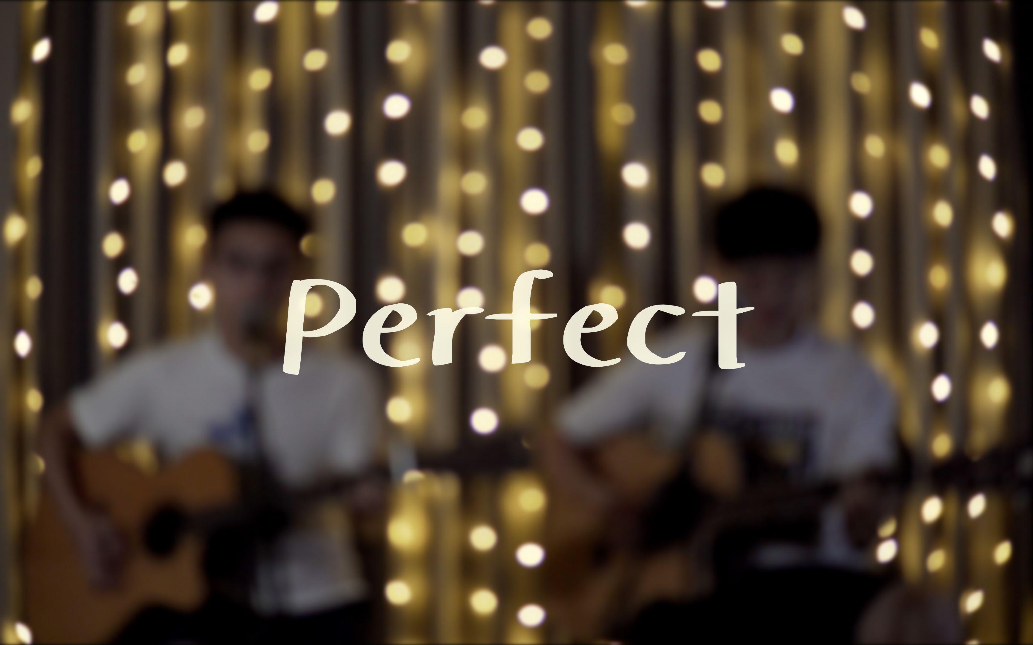 �����������ϰ� Perfect (Ian, Weenam cover)
