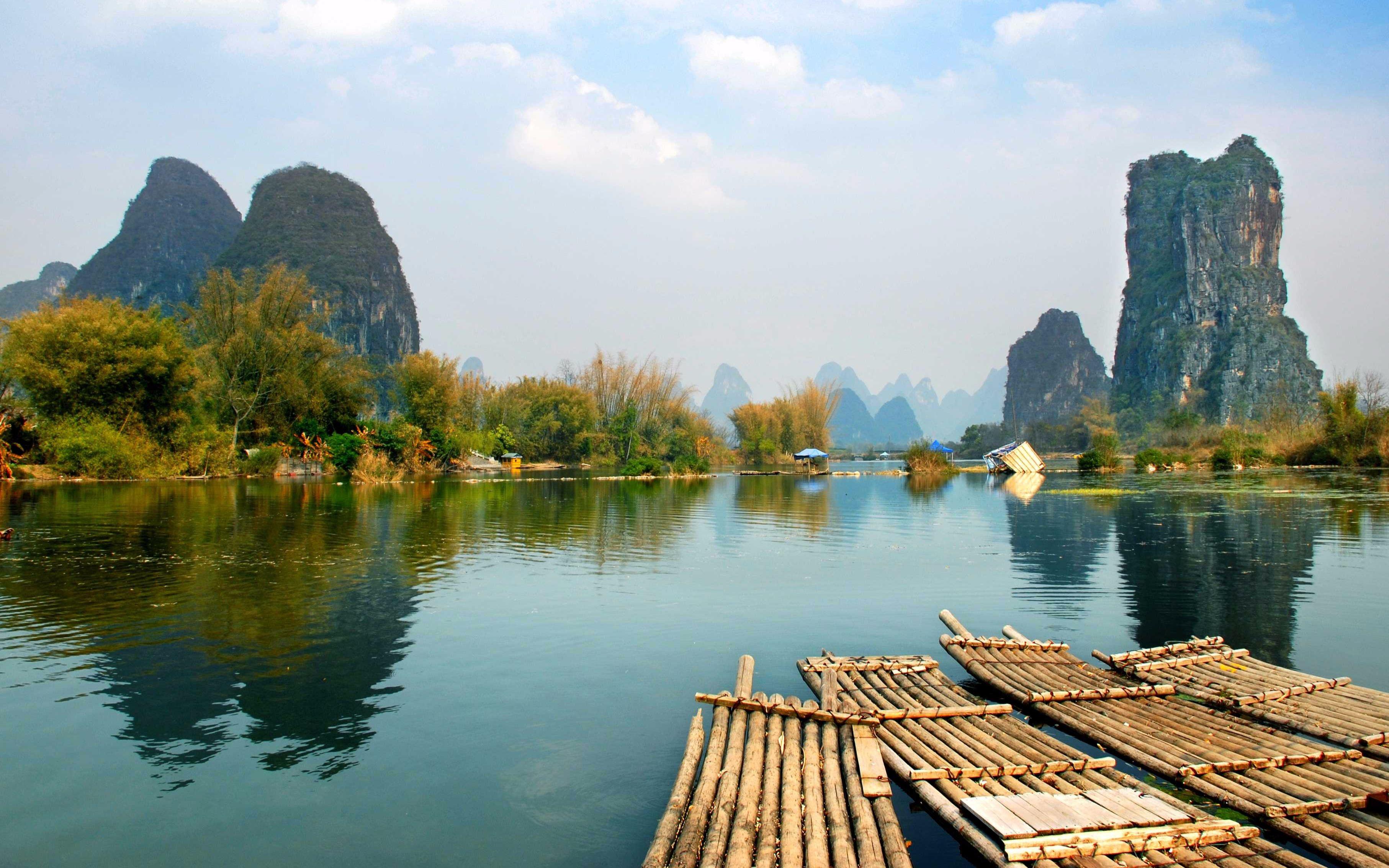 桂林山水的资料